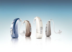 Siemens MOTION Hearing Aid